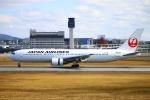 Kuuさんが、伊丹空港で撮影した日本航空 767-346の航空フォト(飛行機 写真・画像)