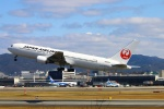 Kuuさんが、伊丹空港で撮影した日本航空 767-346/ERの航空フォト(飛行機 写真・画像)