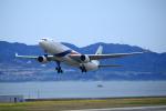 T.Sazenさんが、関西国際空港で撮影したマレーシア航空 A330-323Xの航空フォト(飛行機 写真・画像)