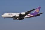 JA8961RJOOさんが、成田国際空港で撮影したタイ国際航空 A380-841の航空フォト(写真)