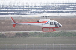 kumagorouさんが、佐賀空港で撮影した西日本空輸 AS350BA Ecureuilの航空フォト(写真)