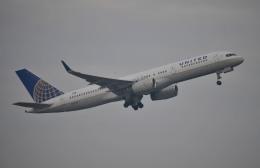 IL-18さんが、シャノン空港で撮影したユナイテッド航空 757-224の航空フォト(飛行機 写真・画像)