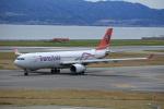 T.Sazenさんが、関西国際空港で撮影したトランスアジア航空 A330-343Xの航空フォト(飛行機 写真・画像)