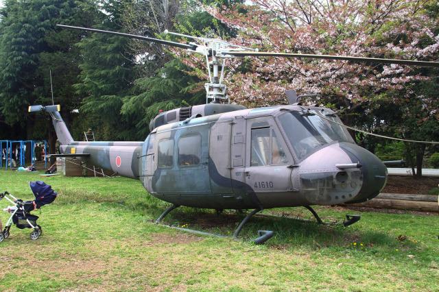 りんたろうさんが、練馬駐屯地で撮影した陸上自衛隊 UH-1Hの航空フォト(飛行機 写真・画像)