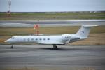 T.Sazenさんが、関西国際空港で撮影した金鹿航空 G-V-SP Gulfstream G550の航空フォト(写真)