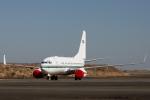 小牛田薫さんが、羽田空港で撮影したサウジアラビア王室空軍 737-7DP BBJの航空フォト(写真)