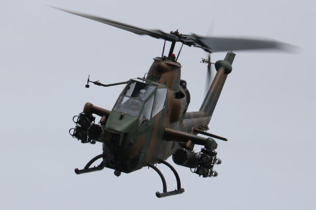 DAWNさんが、滝ケ原駐屯地で撮影した陸上自衛隊 AH-1Sの航空フォト(飛行機 写真・画像)