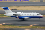 Chofu Spotter Ariaさんが、成田国際空港で撮影したビジネス・アビエーション・アジア - Business Aviation Asia (BAA) CL-600-2B16 Challenger 604の航空フォト(飛行機 写真・画像)