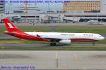 Chofu Spotter Ariaさんが、羽田空港で撮影した上海航空 A330-343Xの航空フォト(飛行機 写真・画像)
