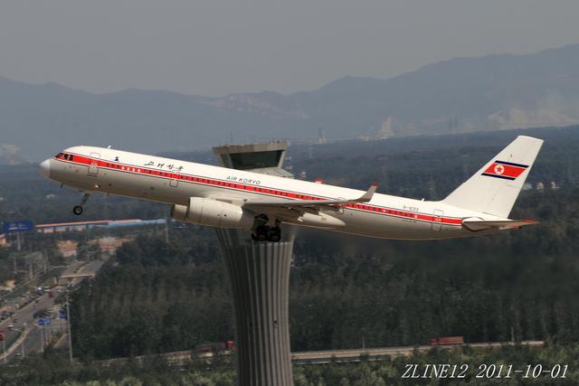 高麗航空 Tupolev Tu-204/214/23...