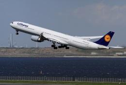 航空フォト:D-AIHC ルフトハンザドイツ航空 A340-600