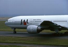 動物村猫君さんが、大分空港で撮影した日本航空 777-246の航空フォト(飛行機 写真・画像)