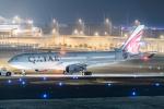○○●●さんが、関西国際空港で撮影したカタール航空 A330-202の航空フォト(飛行機 写真・画像)