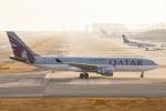 Ariesさんが、関西国際空港で撮影したカタール航空 A330-202の航空フォト(飛行機 写真・画像)
