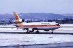 kumagorouさんが、仙台空港で撮影したコンチネンタル・ミクロネシア DC-10-10の航空フォト(写真)