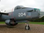 tohkuno563さんが、コスフォード空軍基地で撮影したイギリス空軍 P-2H Neptuneの航空フォト(飛行機 写真・画像)