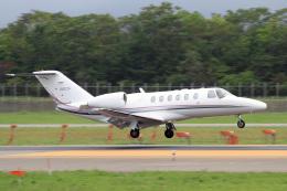 syo12さんが、函館空港で撮影したロイヤル化粧品 525A Citation CJ2の航空フォト(飛行機 写真・画像)