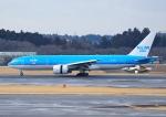 じーく。さんが、成田国際空港で撮影したKLMオランダ航空 777-206/ERの航空フォト(飛行機 写真・画像)