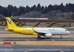 じーく。さんが、成田国際空港で撮影したバニラエア A320-214の航空フォト(飛行機 写真・画像)