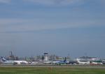 サボリーマンさんが、松山空港で撮影した全日空 737-881の航空フォト(写真)