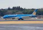 じーく。さんが、成田国際空港で撮影したベトナム航空 787-9の航空フォト(飛行機 写真・画像)