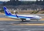 じーく。さんが、成田国際空港で撮影した全日空 737-781/ERの航空フォト(写真)