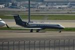 tsubasa0624さんが、羽田空港で撮影したアメリカ企業所有 G-Vの航空フォト(飛行機 写真・画像)