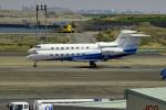 tsubasa0624さんが、羽田空港で撮影したウィルミントン・トラスト・カンパニー G-V-SP Gulfstream G550の航空フォト(写真)