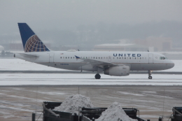 Koenig117さんが、ロナルド・レーガン・ワシントン・ナショナル空港で撮影したユナイテッド航空 A319-131の航空フォト(飛行機 写真・画像)