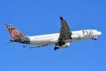 RUSSIANSKIさんが、シンガポール・チャンギ国際空港で撮影したフィジー・エアウェイズ A330-243の航空フォト(飛行機 写真・画像)