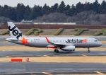 じーく。さんが、成田国際空港で撮影したジェットスター・ジャパン A320-232の航空フォト(写真)