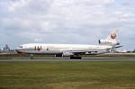 Gambardierさんが、伊丹空港で撮影した日本航空 MD-11の航空フォト(写真)