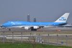 JA8961RJOOさんが、成田国際空港で撮影したKLMオランダ航空 747-406Mの航空フォト(写真)