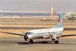 JA8037さんが、羽田空港で撮影した日本近距離航空 YS-11A-213の航空フォト(写真)