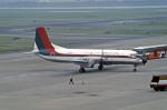 Gambardierさんが、羽田空港で撮影した日本エアシステム YS-11-108の航空フォト(写真)