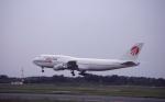 kumagorouさんが、仙台空港で撮影した日本アジア航空 747-346の航空フォト(飛行機 写真・画像)