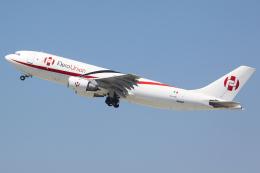 Ryan-airさんが、ロサンゼルス国際空港で撮影したアエロユニオン A300B4-203(F)の航空フォト(写真)