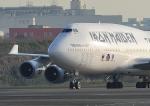 じーく。さんが、羽田空港で撮影したエア アトランタ アイスランド 747-428の航空フォト(飛行機 写真・画像)