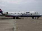 tohkuno563さんが、成田国際空港で撮影したフェアリンク CL-600-2B19 Regional Jet CRJ-100LRの航空フォト(飛行機 写真・画像)