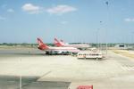 JA8037さんが、バンダラナイケ国際空港で撮影したエア・ランカ 737-275/Advの航空フォト(写真)