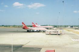 JA8037さんが、バンダラナイケ国際空港で撮影したエア・ランカ 737-275/Advの航空フォト(飛行機 写真・画像)