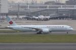 LEGACY-747さんが、羽田空港で撮影したエア・カナダ 787-9の航空フォト(飛行機 写真・画像)