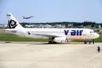 Eckkyさんが、茨城空港で撮影したV エア A320-232の航空フォト(写真)