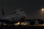 maruさんが、羽田空港で撮影したエア アトランタ アイスランド 747-428の航空フォト(写真)