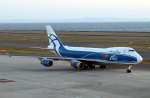 なごやんさんが、中部国際空港で撮影したエアブリッジ・カーゴ・エアラインズ 747-4KZF/SCDの航空フォト(写真)