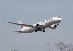ミシュラン787さんが、成田国際空港で撮影した日本航空 787-9の航空フォト(写真)