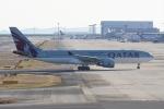 HEATHROWさんが、関西国際空港で撮影したカタール航空 A330-202の航空フォト(写真)