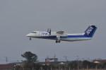 kumagorouさんが、仙台空港で撮影したエアーニッポンネットワーク DHC-8-314Q Dash 8の航空フォト(飛行機 写真・画像)