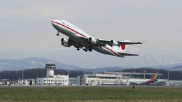 N.Naokiさんが、旭川空港で撮影した航空自衛隊 747-47Cの航空フォト(飛行機 写真・画像)