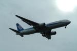黒猫の。さんが、羽田空港で撮影した全日空 767-381F/ERの航空フォト(写真)